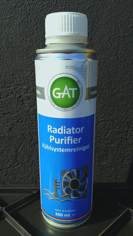 Radiator Purifier - Čistič chladiče