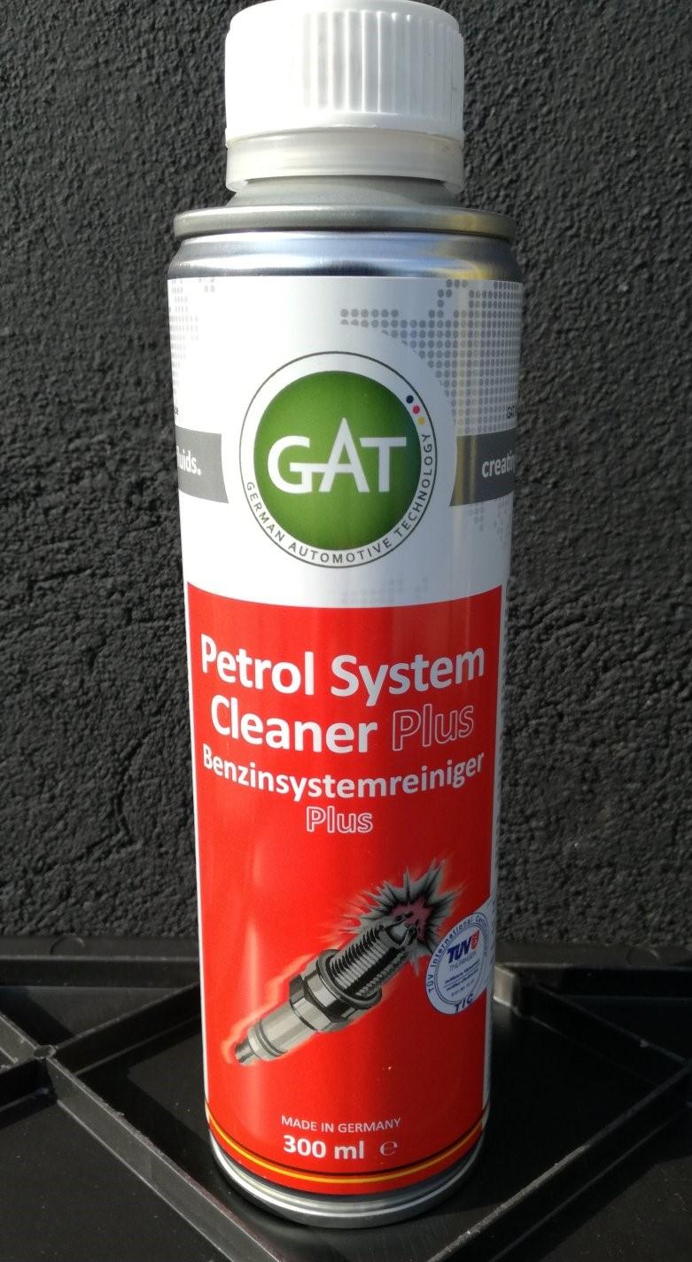 Petrol System Cleaner - Čistič benzínového systému PLUS