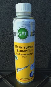 Diesel System Cleaner Plus - Čistič dieselového systému PLUS